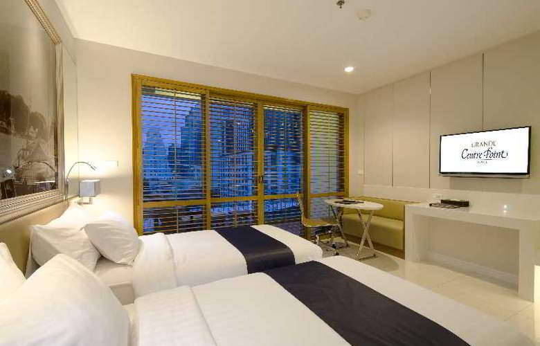 Centre Point Wireless Road Hotel & Residence - Room - 2