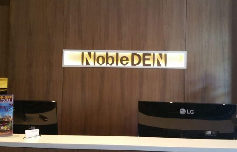 NobleDen Hotel - General - 1