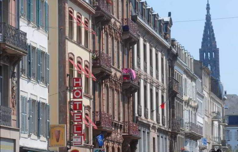 Couvent Du Franciscain - Hotel - 6