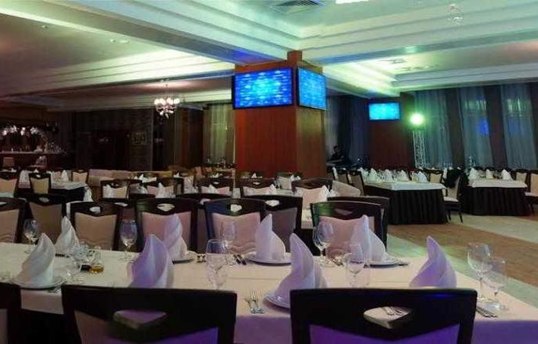 Black Sea Park Shevchenko - Restaurant - 11