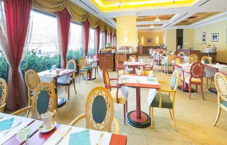 President Hotel Prague - Restaurant - 15