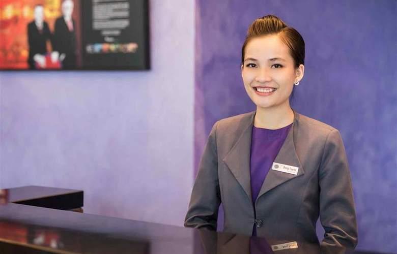 Pullman Saigon Centre - Hotel - 12