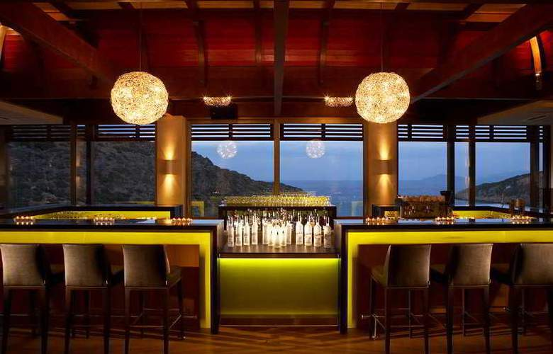 Daios Cove Luxury Resort and Villas - Bar - 8