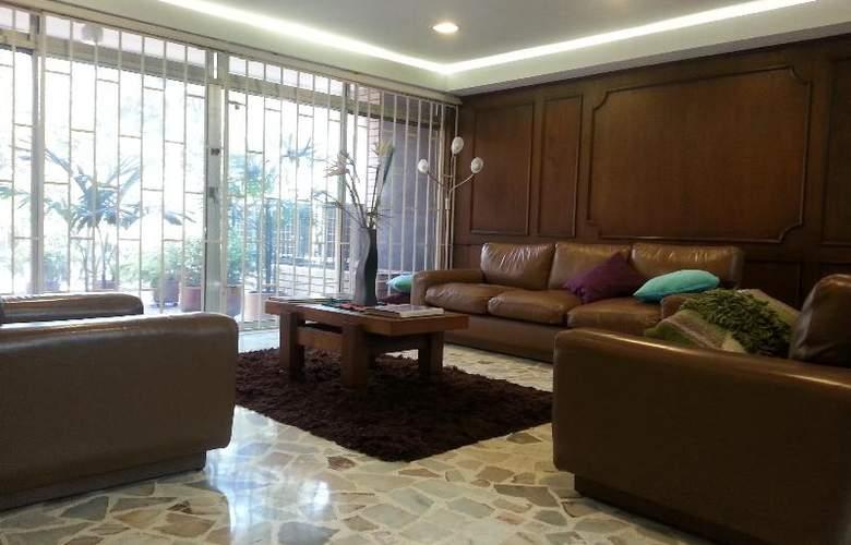 Casa Santa Monica Norte - Hotel - 5