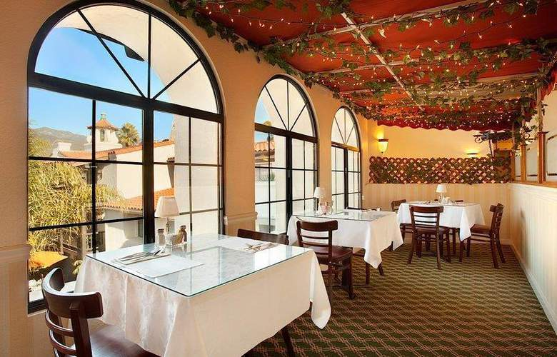 Best Western Plus Carpinteria Inn - Restaurant - 89