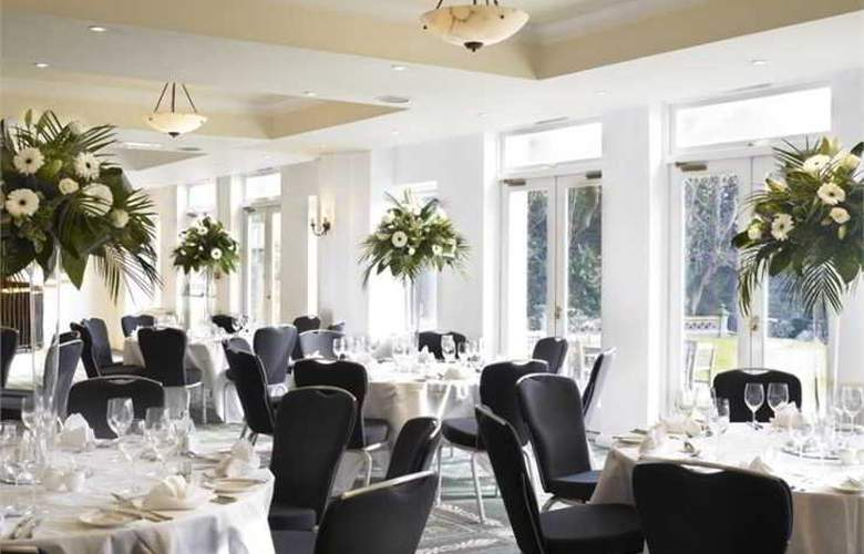 Best Western Plus Kenwood Hall - Restaurant - 6