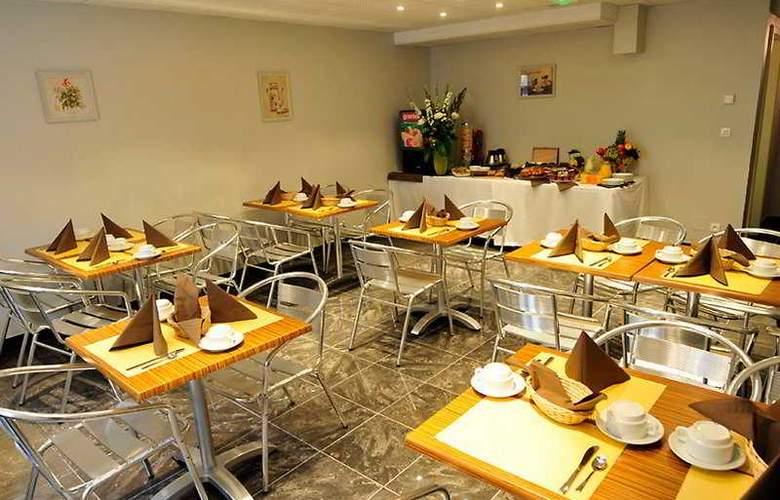 Residhotel Mulhouse Centre - Restaurant - 6