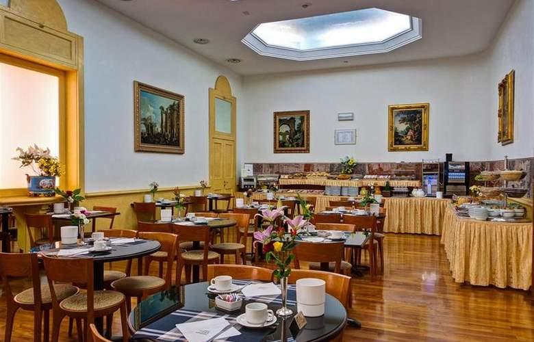 Best Western Mondial - Restaurant - 31