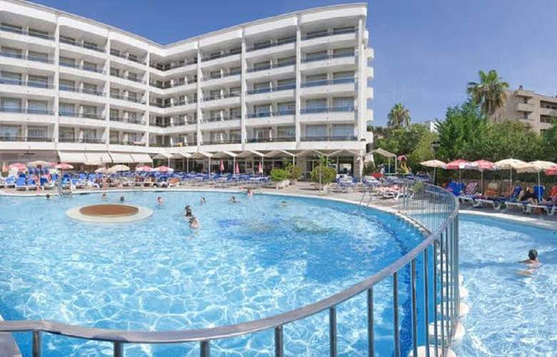 Olympus Palace - Pool - 4