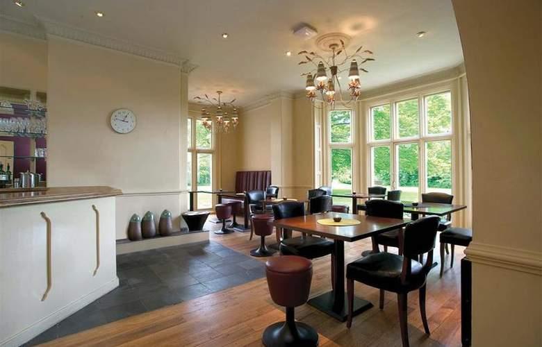 Hallmark Llyndir Hall, Chester South - Restaurant - 26