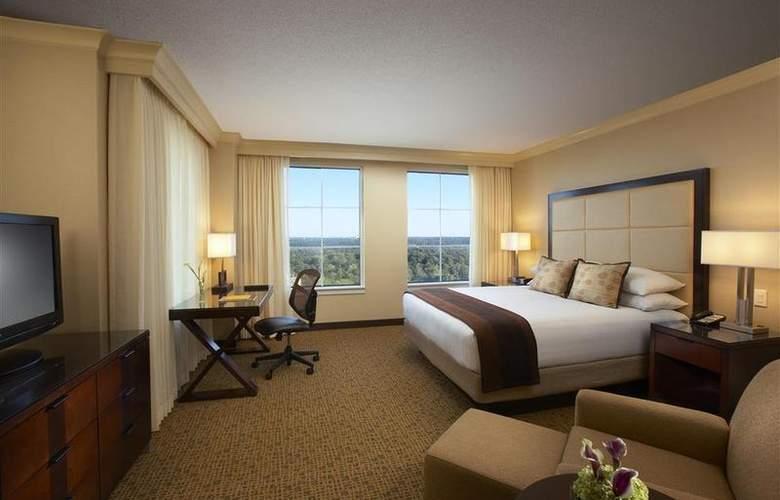 Grand Hyatt Atlanta In Buckhead - Hotel - 12