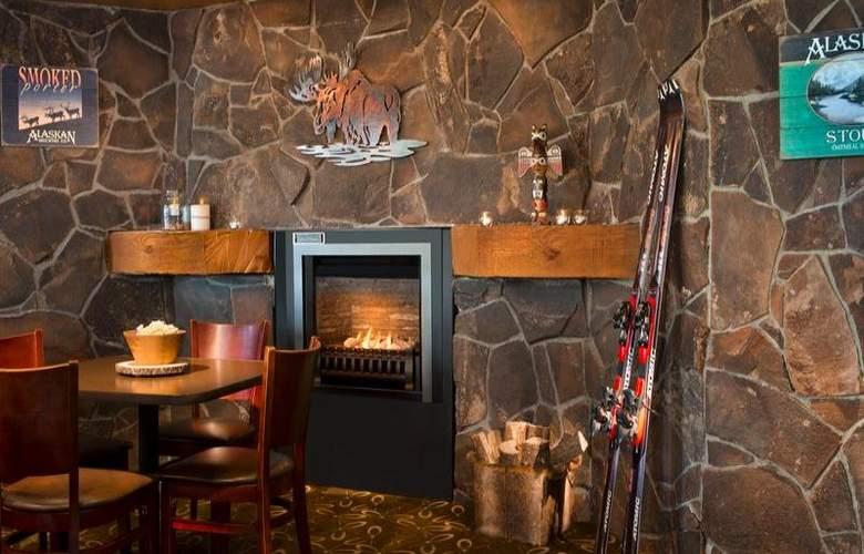 Millennium Alaskan Hotel Anchorage - Restaurant - 19