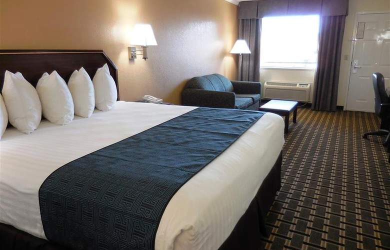Best Western Garden Inn - Room - 37