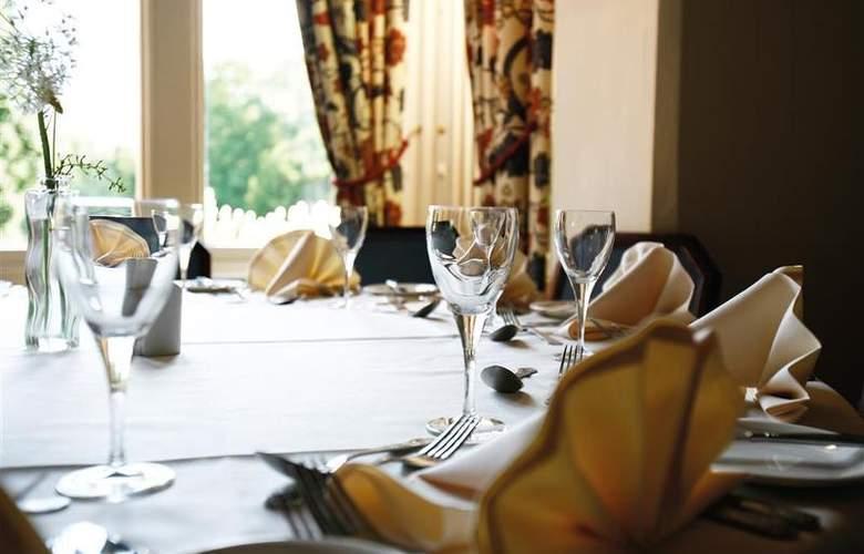 Best Western Bestwood Lodge - Restaurant - 123