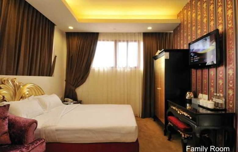 Santa Grand Hotel Chinatown - Room - 7