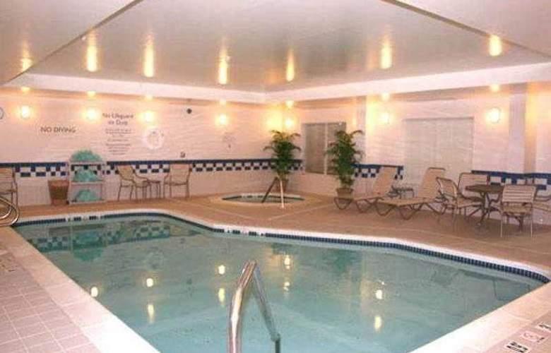 Fairfield Inn & Suites Edison-South Plainfield - Hotel - 10