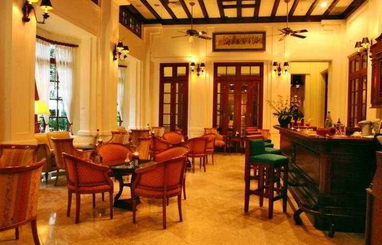 Settha Palace Hotel Vientiane - Bar - 8