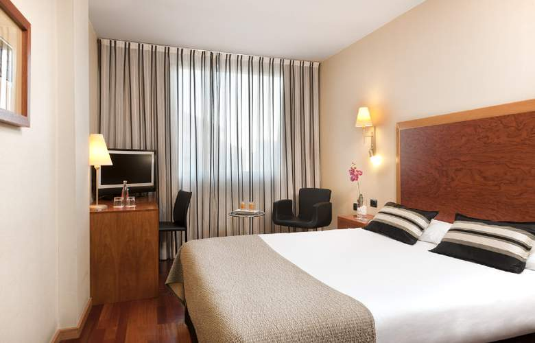 Eurostars Plaza Delicias - Room - 5