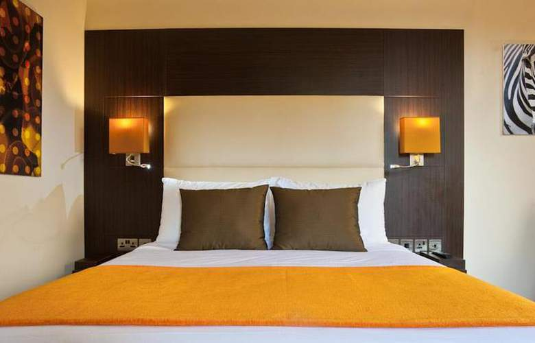 Four Points by Sheraton Nairobi Hurlingham - Room - 12