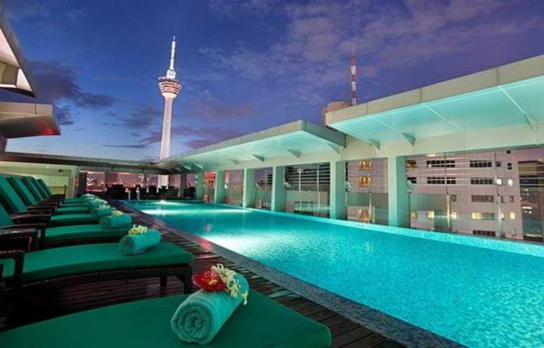 Doubletree By Hilton Kuala Lumpur - Pool - 19