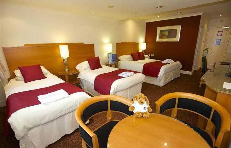 Best Western Forest Hills Hotel - Hotel - 167