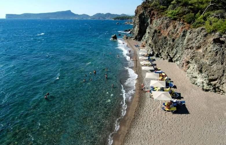 Phaselis Hill Resort - Beach - 5