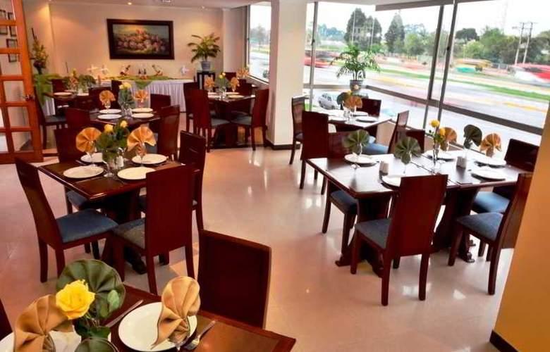 San Pablo Bogota - Restaurant - 21