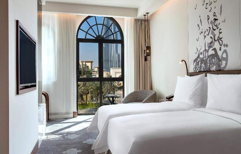 Manzil Downtown Dubai - Room - 20