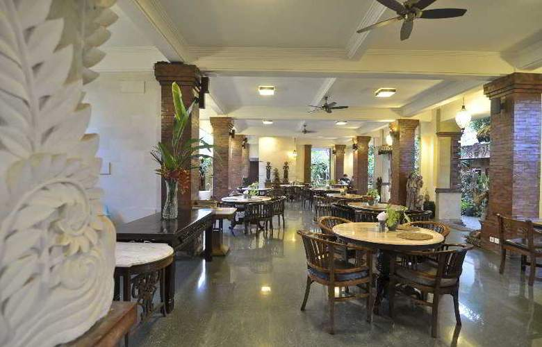 Taman Harum Cottages - Restaurant - 44