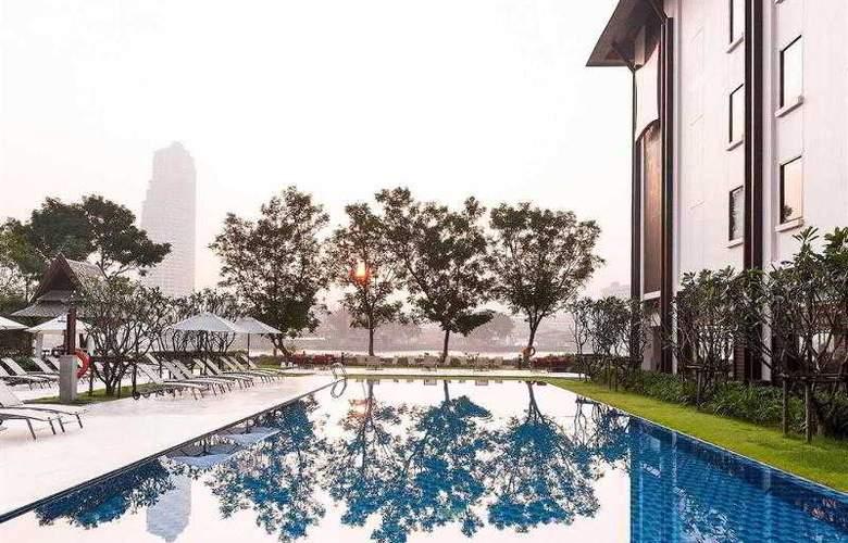 Ibis Bangkok Riverside - Hotel - 38