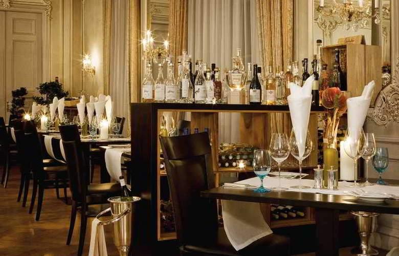 Kempinski Grand Hotel des Bains - Restaurant - 20