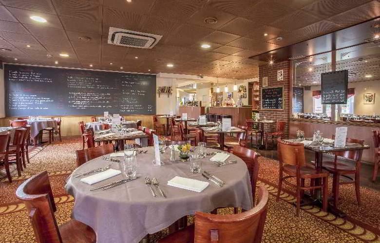 Brit Le Castel - Restaurant - 16