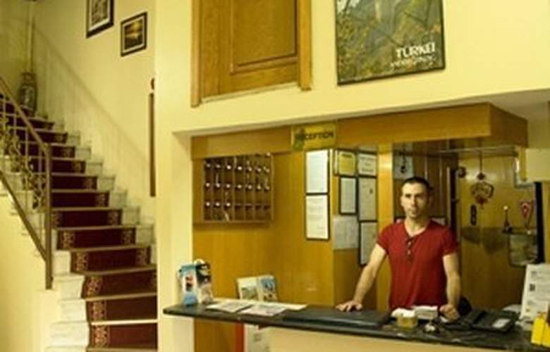 Yunus Emre Hostel Istanbul - General - 0