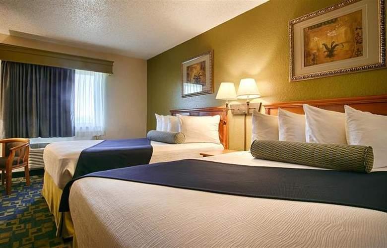 Best Western Plus Antelope Inn - Room - 21
