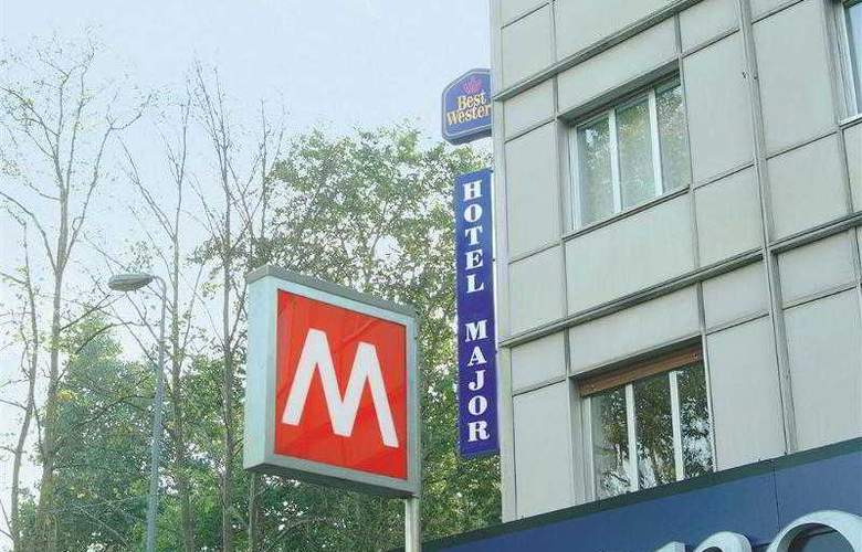 Best Western Hotel Major - Hotel - 26