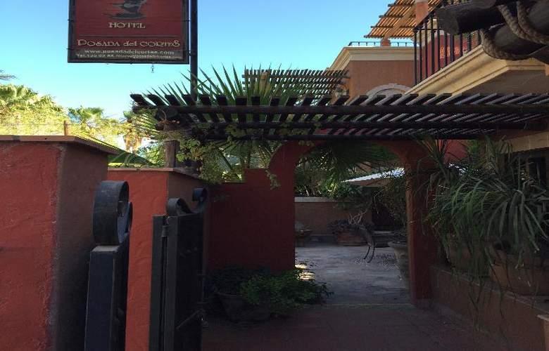 Posada Del Cortes - Hotel - 12