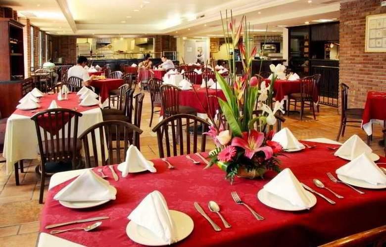 American Business Airport - Restaurant - 6