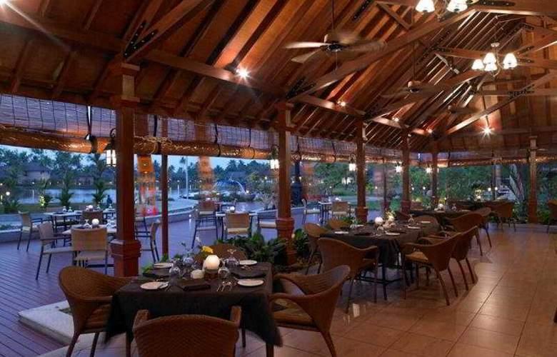 The Zuri Kumarakom Kerala Resort & Spa - Restaurant - 7