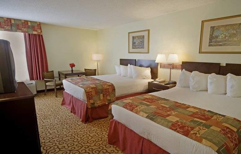 Best Western Plus Historic Area Inn - Room - 10