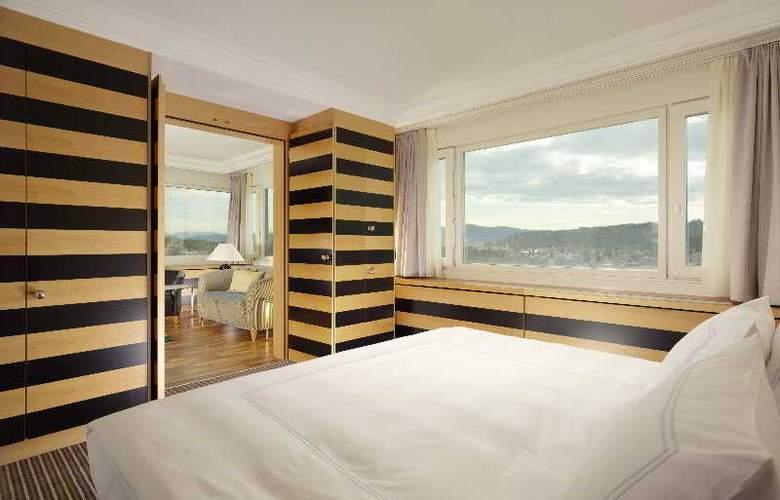 Swissotel Zurich - Room - 3