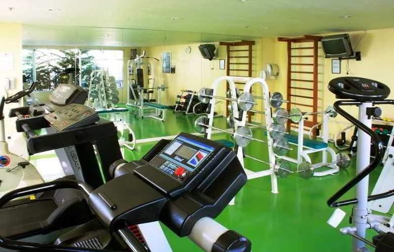 Quality Suites Bela Cintra - Sport - 9