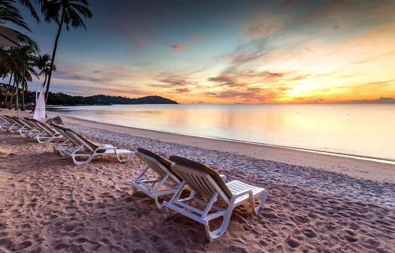 Nora Beach Resort & Spa, Koh Samui - Beach - 29