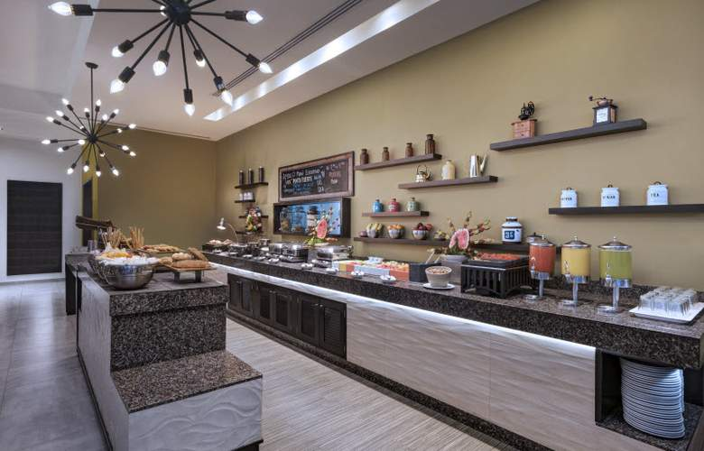 Four Points by Sheraton Cancun Centro - Restaurant - 6