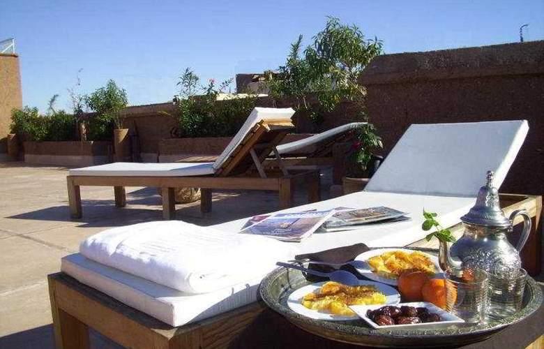 Riad al Ksar & Spa - Terrace - 5