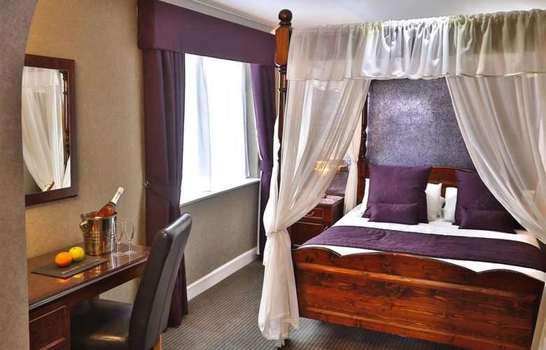 Best Western Park Hall - Room - 227