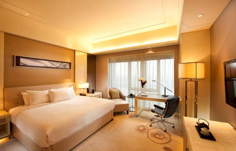Hilton Wanda Dalian - Room - 20