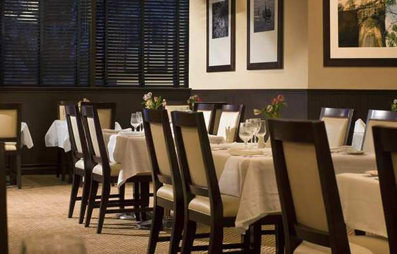 Doubletree Newark Airport - Restaurant - 5