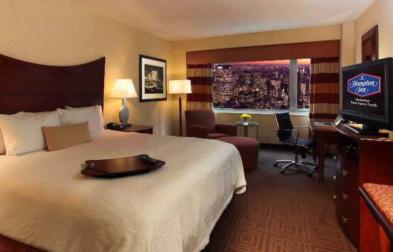 Hampton Inn Manhattan Times Square North - Room - 5