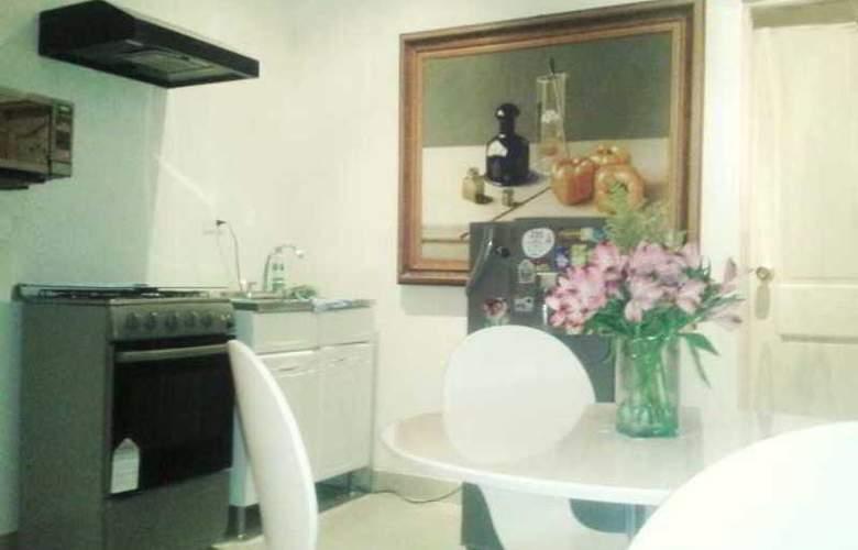 Hotel Niza Norte - Room - 5