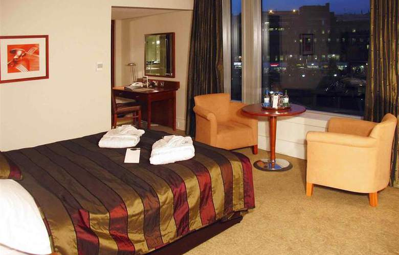 Mercure Sheffield St Pauls - Room - 66
